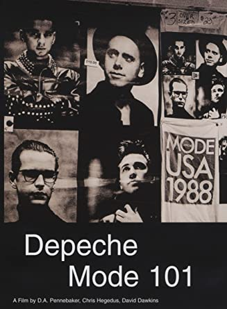101 [DVD]: Amazon.es: Depeche Mode: Cine y Series TV