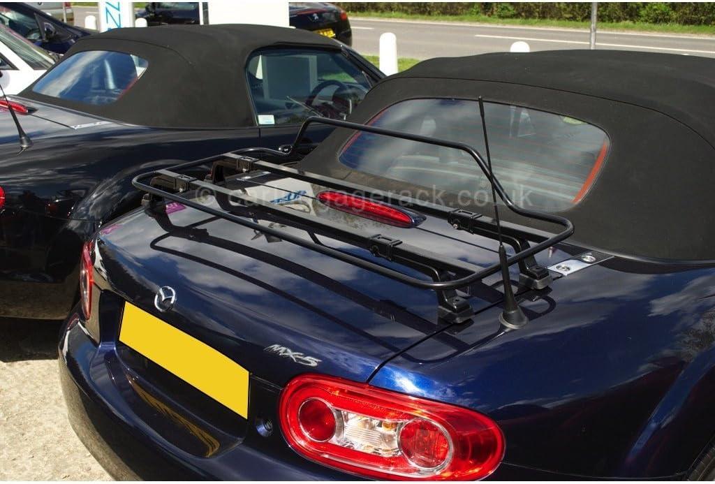 Mazda Miata Luggage Rack Black Modern Rack Fits NA NB NC /& PRHT