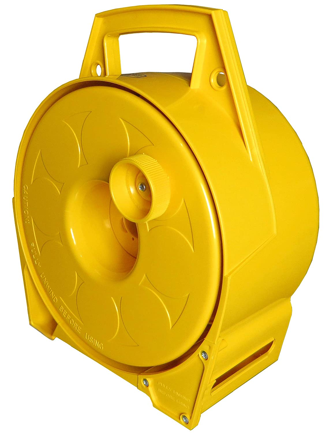 Holds up to 125 ft of Cord The Original Sidewinder Reel SW-II Cord Reel
