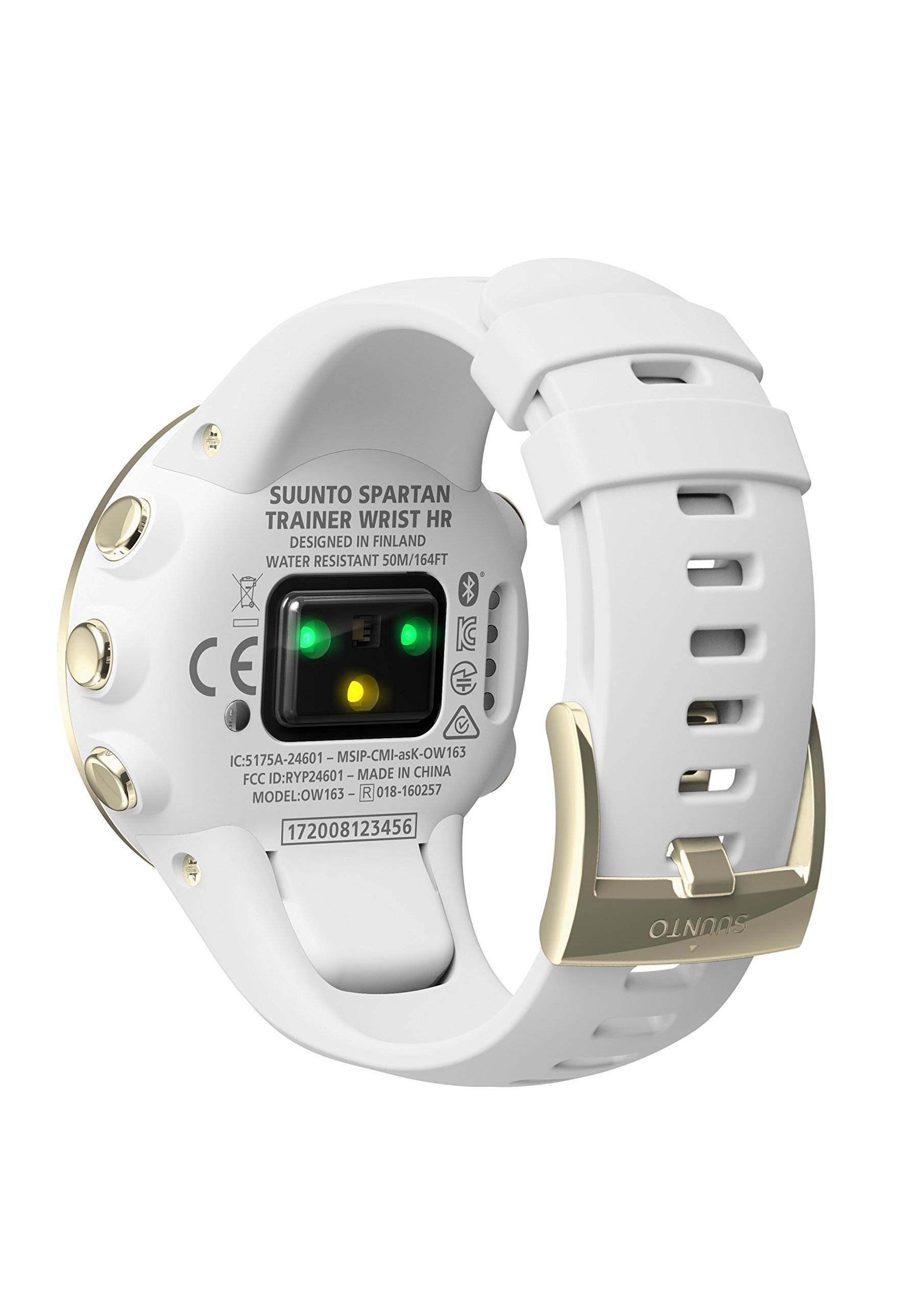 Suunto Spartan Trainer Wrist HR Multisport GPS Watch (Gold) by Suunto (Image #9)
