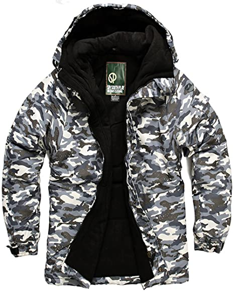 99591289cfe Southplay Men s Waterproof Ski Snowboard Wear Jacket Jumper  Amazon.co.uk   Clothing