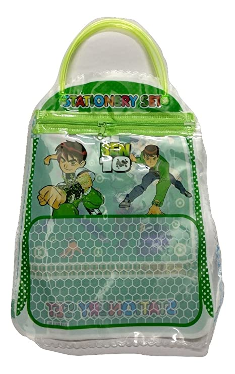 6b07929fca Top Trade Ben 10 Kids Stationery Bag  Amazon.in  Office Products