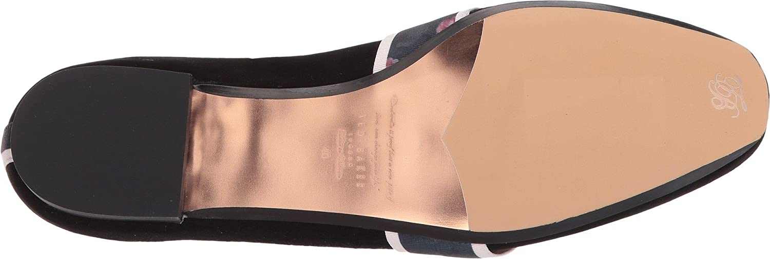 3fac9f06a2ceb Ted Baker Women's Eliena Black Suede 7 M US: Amazon.co.uk: Shoes & Bags