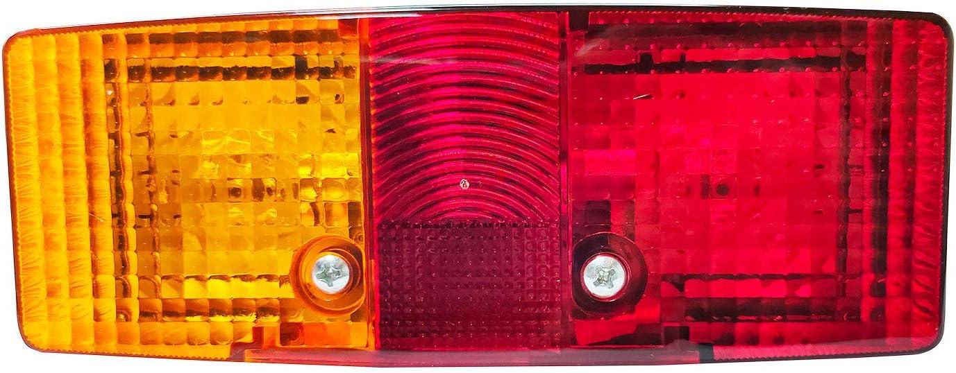 Juego de luces combinadas delanteras y traseras para John Deere y Duetz Fahr Tractor 3223263R91