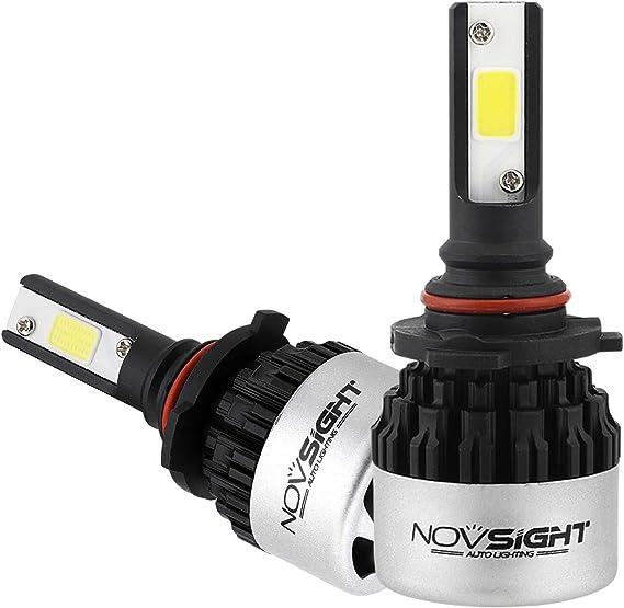NOVSIGHT H7 LED Headlight Bulbs