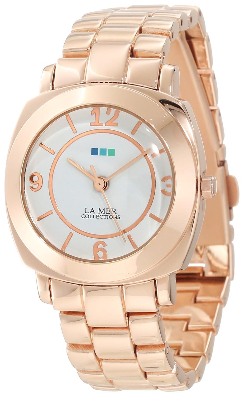 La Mer Collections Women s LMODYSSEYLINK002 Rose Gold Mini Linked Odyssey Watch