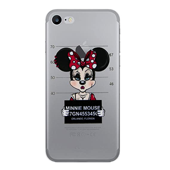 wholesale dealer fed9c 8c655 Amazon.com: iPhone 5/5s Mugshot Silicone Phone Case/Gel Cover for ...