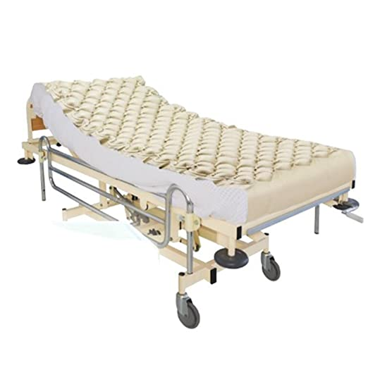 Amazon.com: AnHua® Alternating Pressure Mattress Fits Standard Hospital Beds Inflatable Bed Pad for Pressure Ulcer and Pressure Sore Treatment (Beige): ...