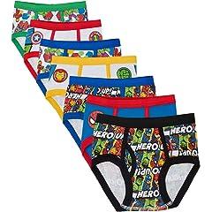 196d6161410bd Boys Underwear | Amazon.com
