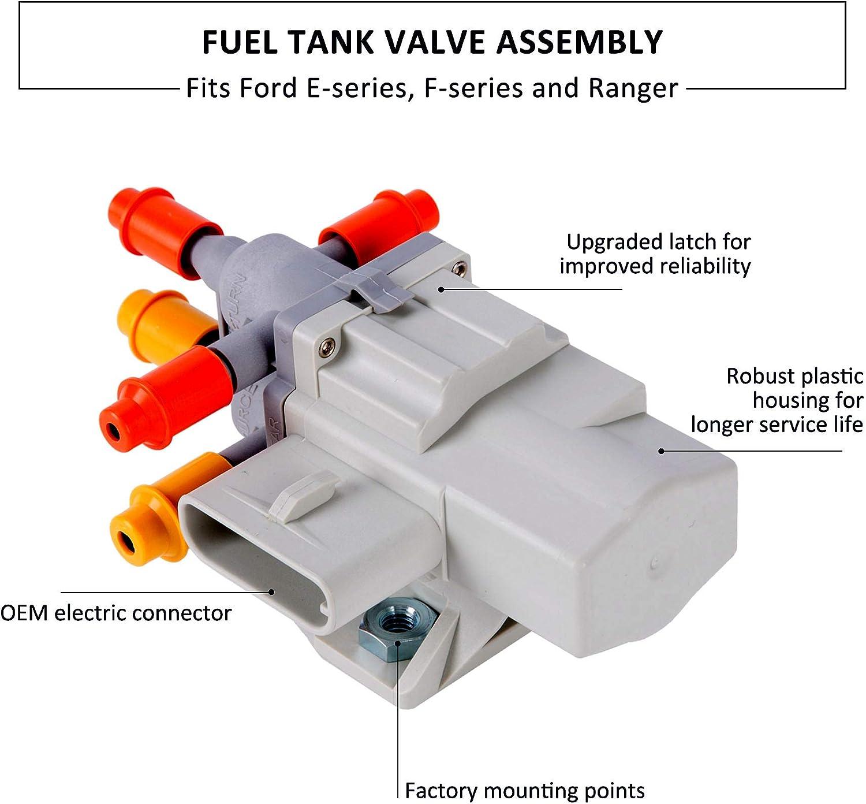 6005966 5746352 Fuel Tank Selector Valve Asm F5TB-9F271-AA 6C3Z-9189-A