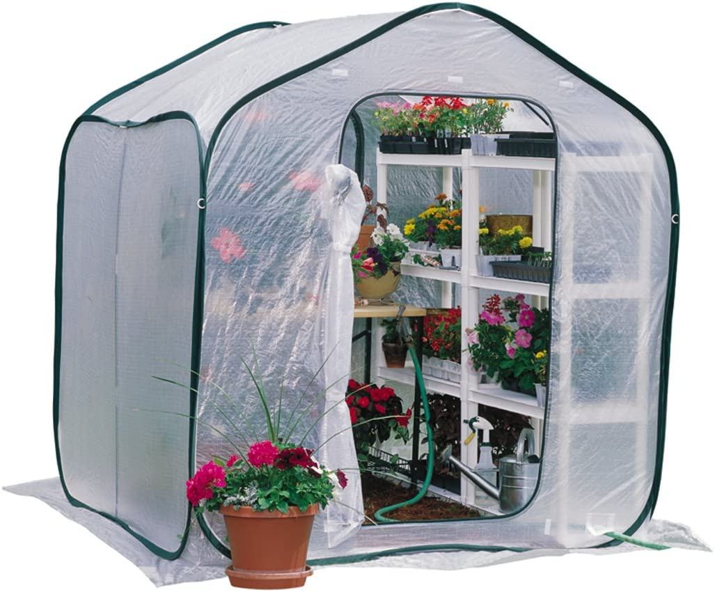 Quictent Garden Green House – Mini Portable Hot House 71 WX 36 D X 36 H Greenhouse