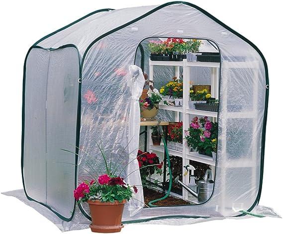Flower House FHSP300 SpringHouse Greenhouse
