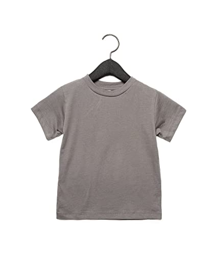 564543f61 Amazon.com: Bella + Canvas - Toddler Short Sleeve Tee - 3001T: Clothing