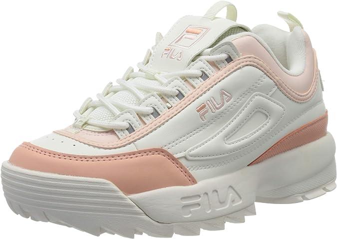 Fila Disruptor CB Low Wmn 1010604-02w, Zapatillas para Mujer: Amazon.es: Zapatos y complementos