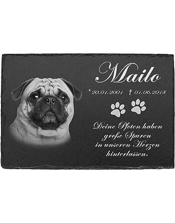 Gedenksteine Für Hunde Amazonde Haustier