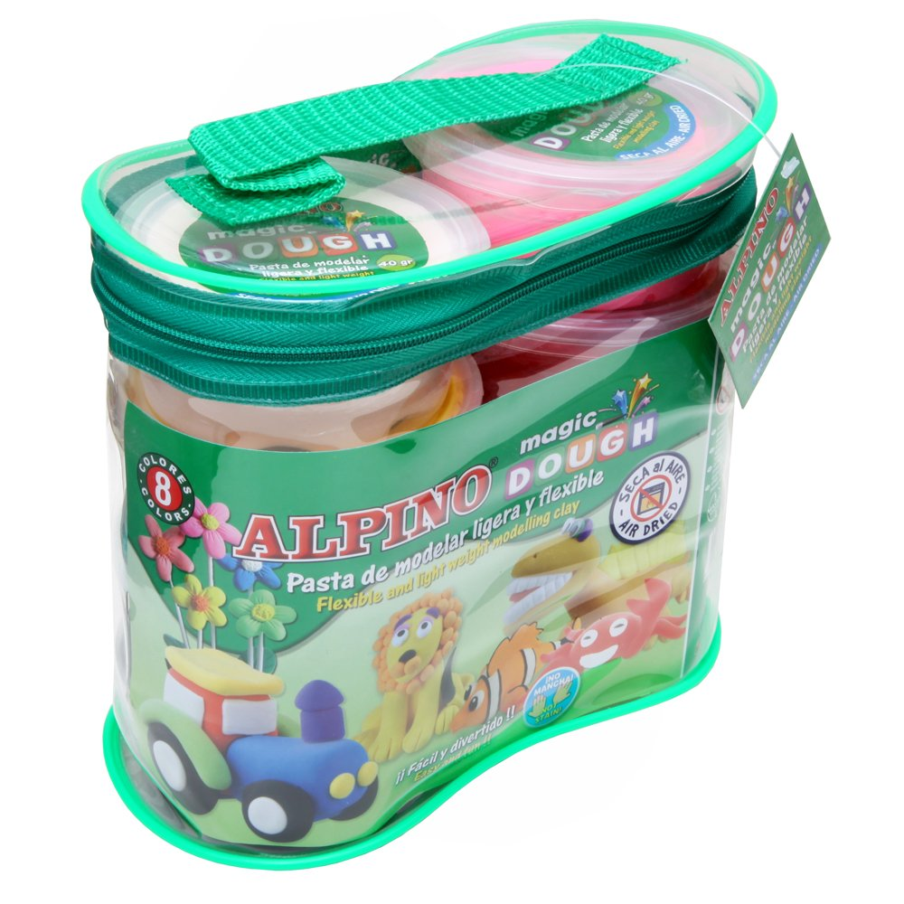 Alpino Magic Dough Bolsa colores