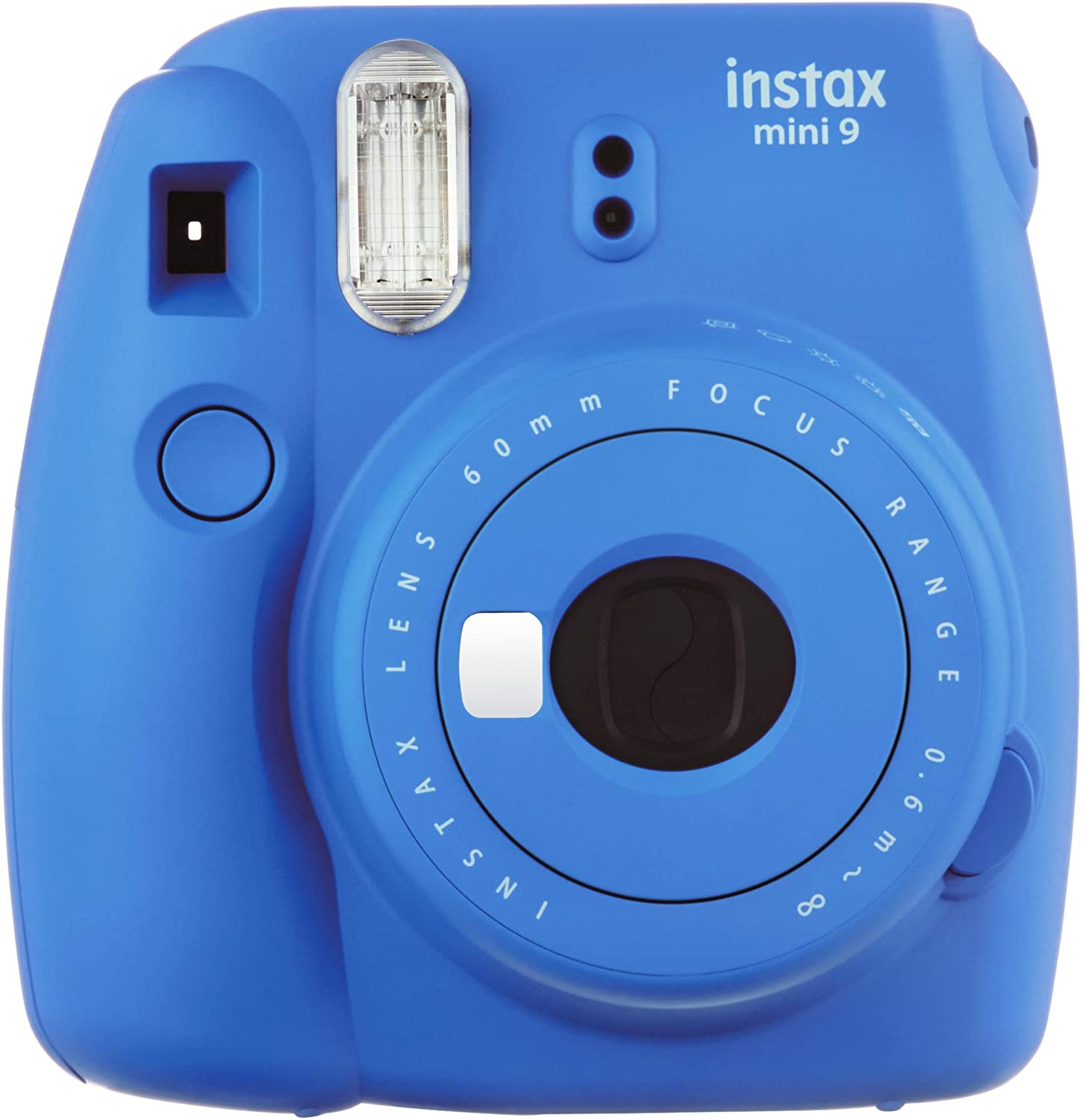 Fujifilm Instax Mini 9 Instant Camera Cobalt Blue Camera Photo