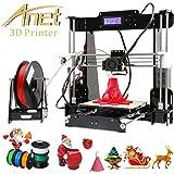 Anet A8 DIY 3D Drucker High Speed Precision Selbstbauen LCD Drucken Materialien 220x220x240 mm Druckraum 3D Drucker Printer with 1.75mm ABS/PLA