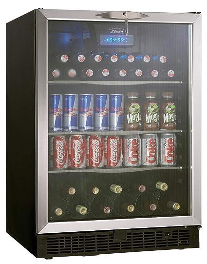 Amazon Danby Dbc514bls 53 Cu Ft Silhouette Beverage Center