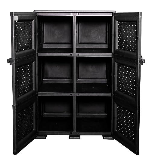 Cello Infiniti Medium Storage Cabinet Net (Grey): Amazon.in: Home ...