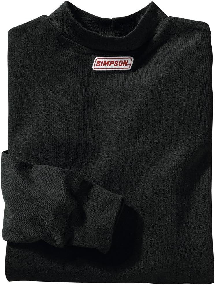 Simpson Racing 20600X CarbonX X-Large Long Sleeve Underwear Top