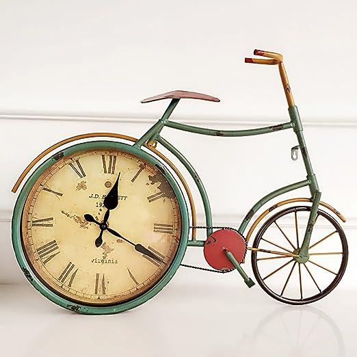 despertador Reloj de la decoración 10.5 pulgadas Retro Arte del ...