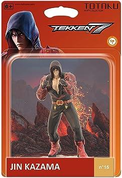 Figure Tekken 7 Jin Highly 10cm Playstation No 15: Amazon.es: Juguetes y juegos