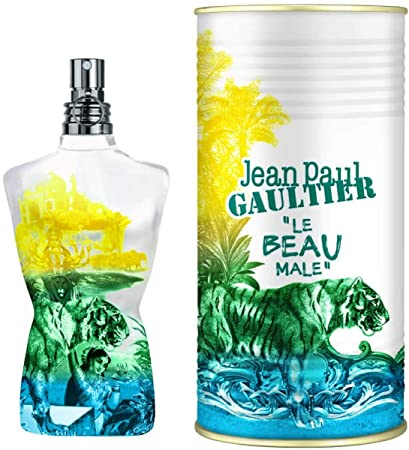 Jean Paul Gaultier Le Beau Male Eau De Toilette Spray 125ml 4.2oz