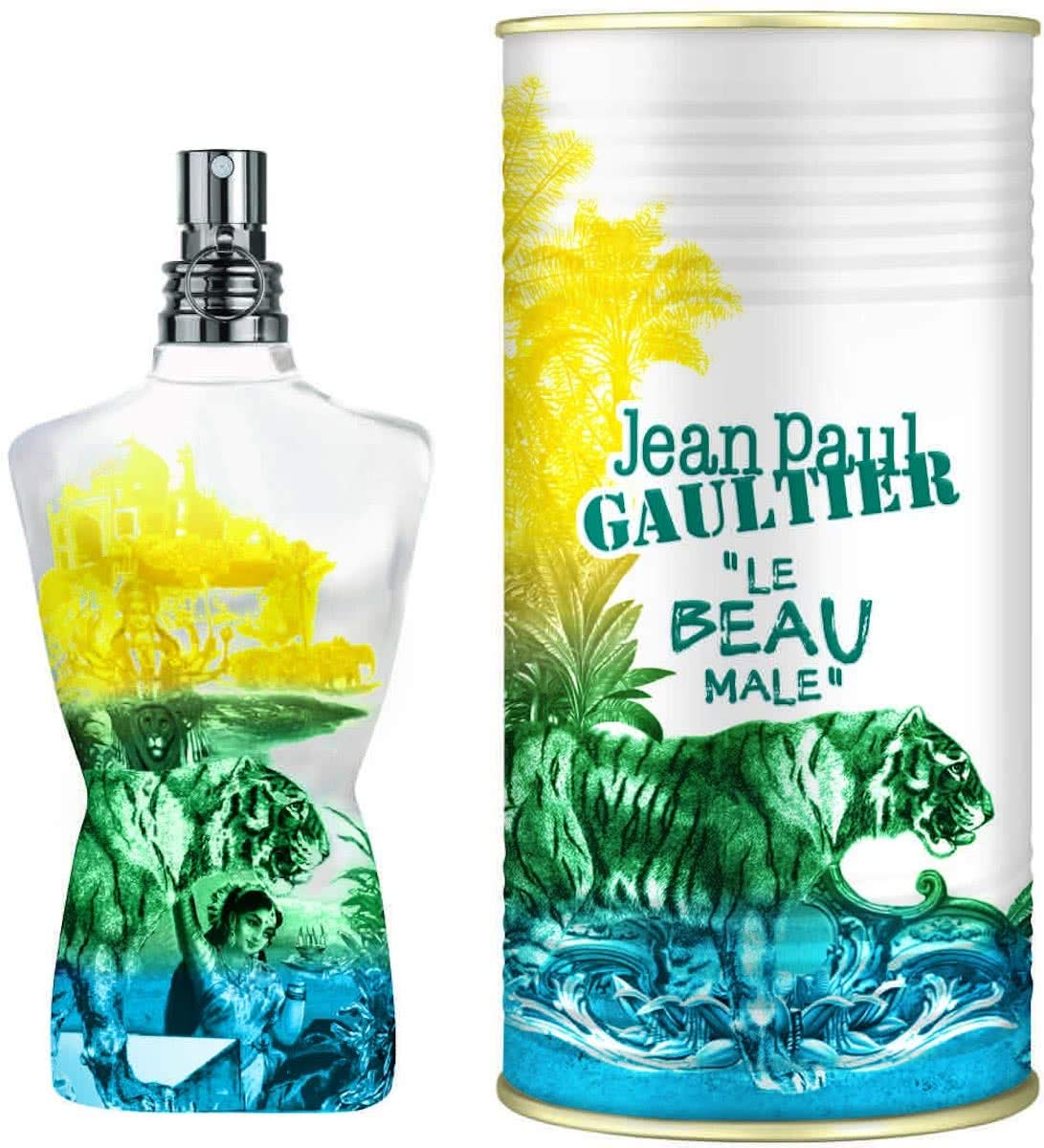 Jean Paul Gaultier Le Beau Male Eau De Toilette Spray 125ml/4.2oz