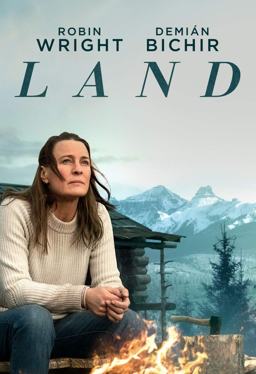 Book Cover: Land - DVD