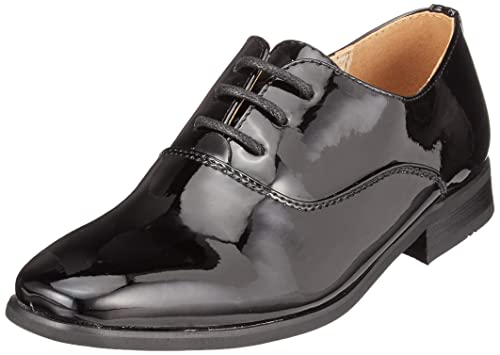 8bcaf72af8 Goor - Zapatos de Charol Modelo Oxford niños- Boda/Fiesta/Comunión:  Amazon.es: Zapatos y complementos