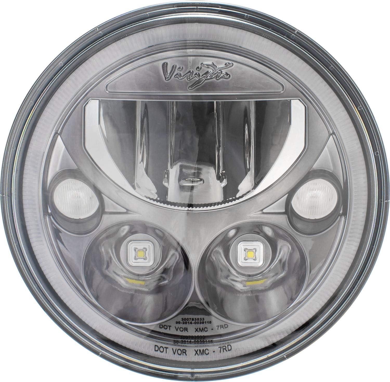 Vision X VIS-XIL7RDB 7 Vortex LED Headlight