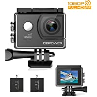 DBPOWER EX5000 14MP Sport Camera Bundle