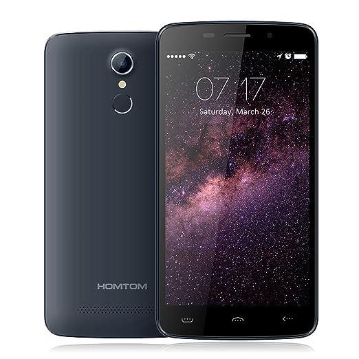 38 opinioni per HOMTOM HT17 Smartphone 4G FDD-LTE (Android 6.0 Marshmallow Quad Core MTK6737 1GB