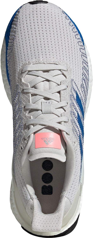 adidas Solar Boost 19 W, Zapatillas de Running para Mujer Rojo Grey One F17 Glory Blue Light Flash Red NmMqH