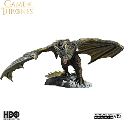 McFarlane Toys GAME OF THRONES rhaegal Deluxe Figure