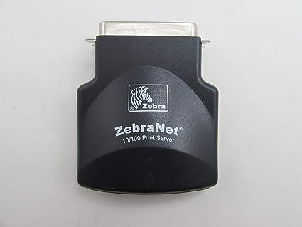 Amazon com: Zebra External Print Server 10/100: Computers & Accessories