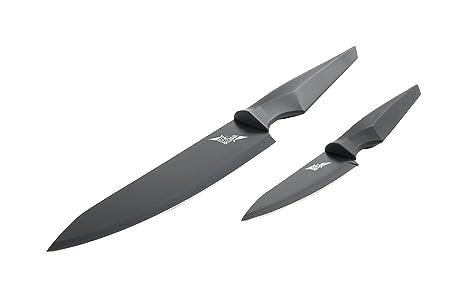 Amazon.com: Set de cocina cuchillo de precisión (2pc ...