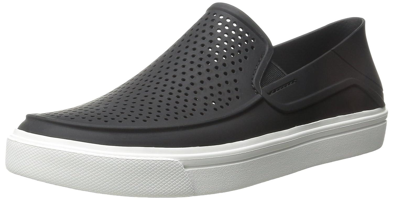 Crocs Citilane Roka, Zapatillas para Hombre 41/42 EU|Negro (Black/White)