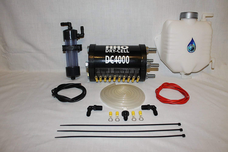 HHO Dry Cell Generator DC2000 2.2 LPM 100/% Inox Hydrogen