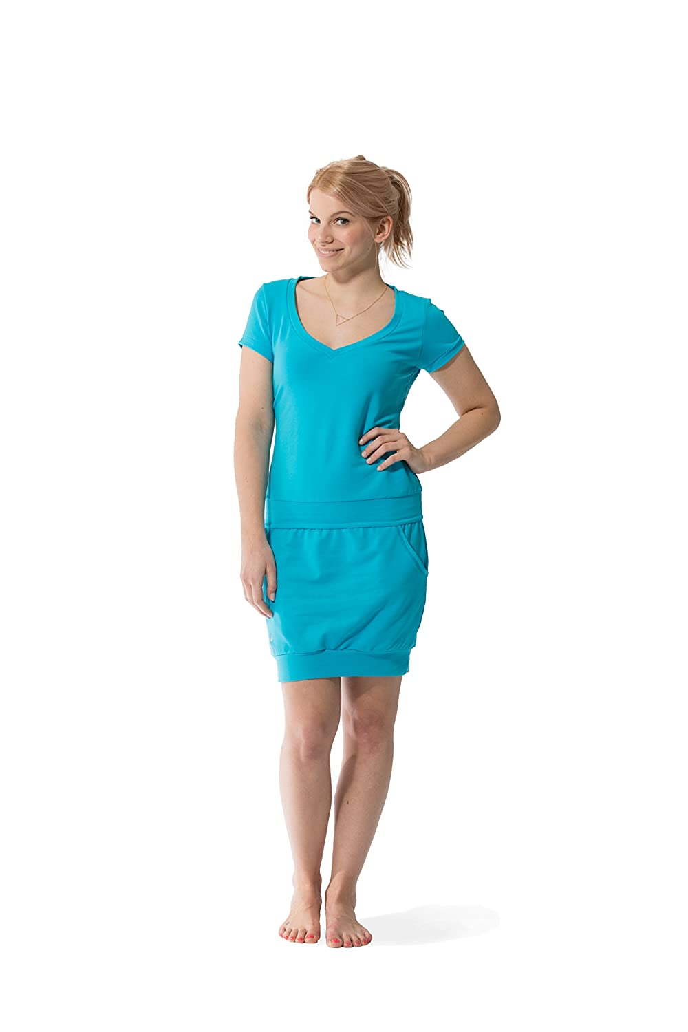 Jumpster Sommerkleid Damen Sweatdress LADY