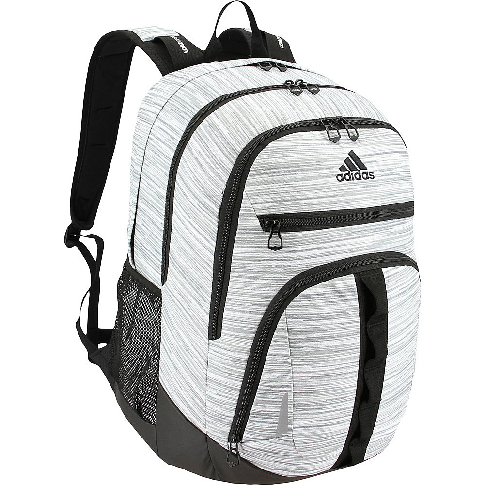adidas Prime Iv Backpack, White, One Size