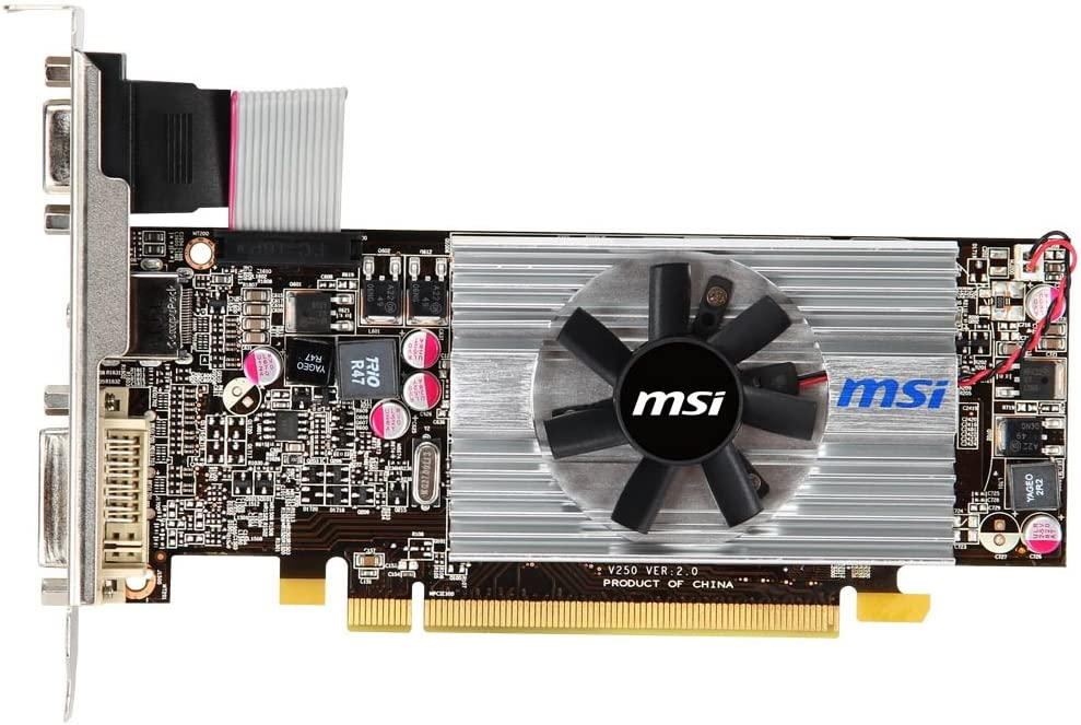 The best gaming gears maker in the world MSI R6570 MD2GD3 LP MSI Global