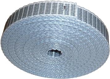 Caja de persiana de diseño con o sin correa - orientable 180° - para cintas de 14 mm - Poliéster, gris: Amazon.es: Bricolaje y herramientas