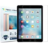 iPad Air Screen Protector, Tech Armor High Definition HD-Clear Apple iPad Air / Air 2 Screen Protector [2-Pack]