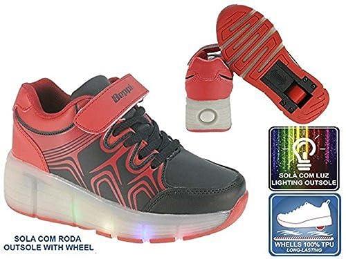 Zapatillas Unisex con Ruedas y Luces - Beppi (29)