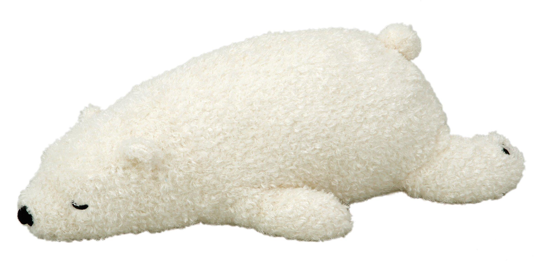 Comolife Japanese Cute Polar Bear Super Comfortable & Soft Hug Pillow, Relaxing Body Pillow, Large Size : 28.08 x 10.53 x 9.75 Inch