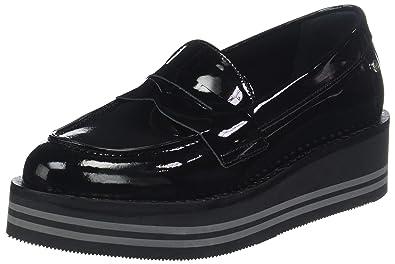 Tommy Hilfiger Modern Flatform Loafer, Mocasines para Mujer: Amazon.es: Zapatos y complementos