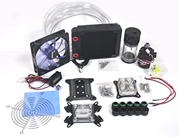 amazon 120 water cooling complete kit 水冷オールインワンキット 120