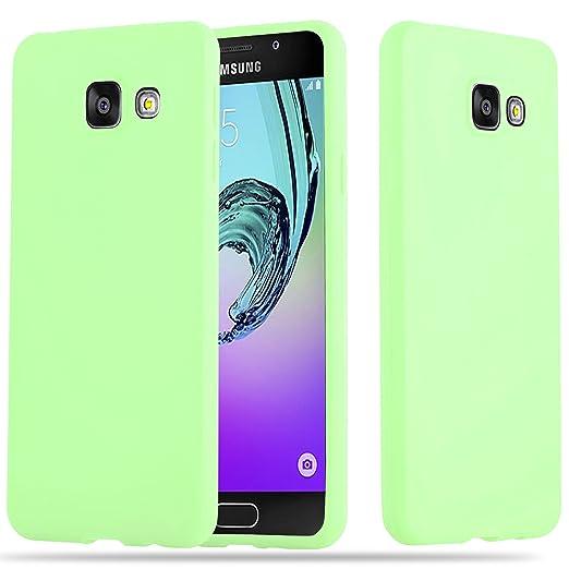6 opinioni per Cadorabo- Custodia Candy silicone TPU Samsung Galaxy A3 (6) (Modello 2016) super